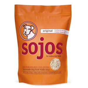 Sojos Original Dog Food Mix sojos, sojos, original, dog food mix, Dry, dog food, dog